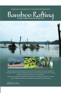 Bamboo Rafting thekkady