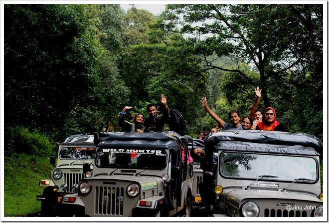 B.Local Jeep safari Village and farm visit (6 hrs)-for 6persons
