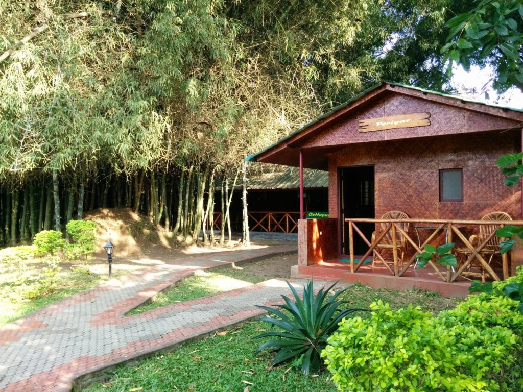 K.The Bamboo Grove: Eco-Lodge & Centre for Experiential Learning (Check in 12.00 noon ,Check Out 11.AM)