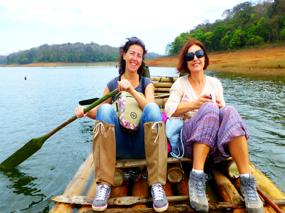 11A.Bamboo Rafting - Dawn to dusk Range Hiking-Full Day ( 7.30 AM Every Day )