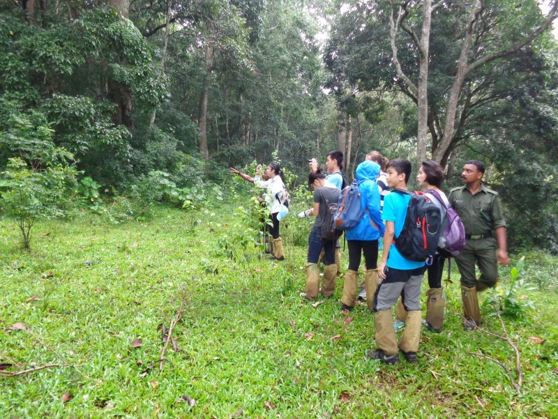 13A.Border Trekking- Protection oriented range hiking (8.00 AM every day )