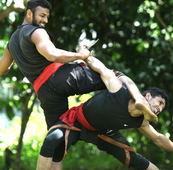 4A.Kalaripayattu (Martial Arts)  Daily Show 6.pm to 7pm